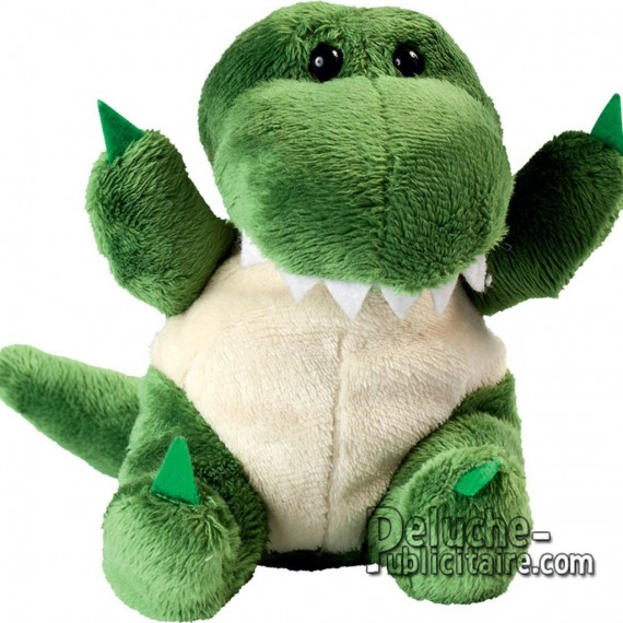 Purchase Crocodile Plush 14 cm. Plush to customize.