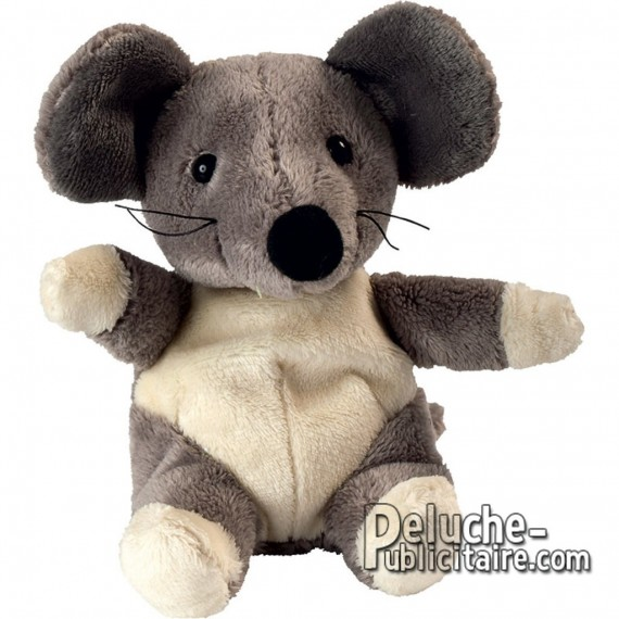 Purchase Stuffed Mouse 15 cm.Plush to customize.