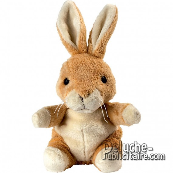 Buy Rabbit Plush 14 cm. Plush to customize.