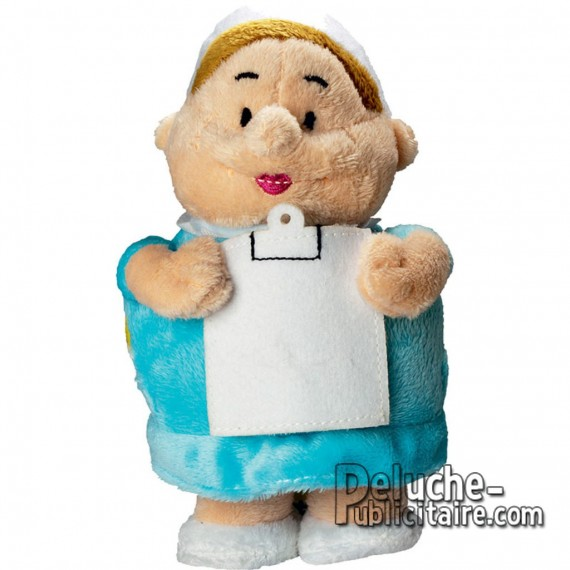 Buy Plush Berta Nurse 18 cm. Plush to customize.