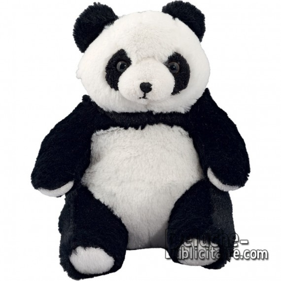 Purchase Panda Plush 16 cm. Plush to customize.