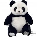 Achat Peluche Panda 16 cm. Peluche à Personnaliser.