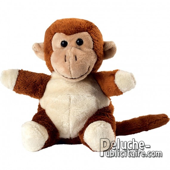 Purchase Monkey Plush 14 cm. Plush to customize.