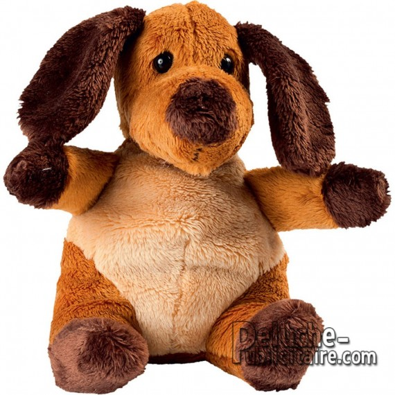 Buy Plush Dog 14 cm. Plush to customize.