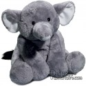 Buy Elephant Plush 30 cm. Plush to customize.