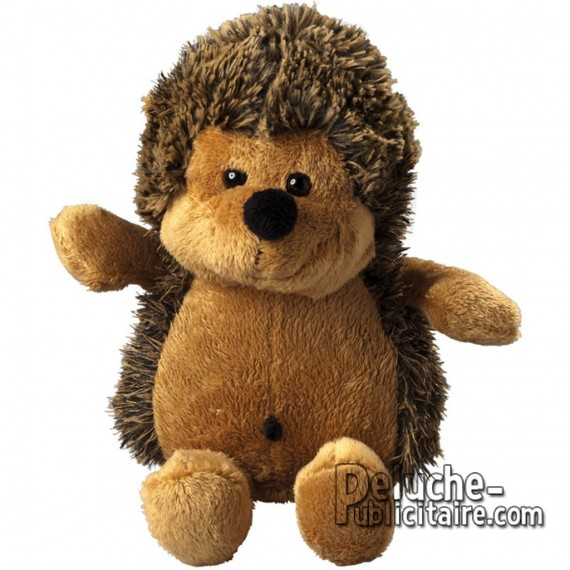 Buy Hedgehog Plush 20 cm. Plush to customize.