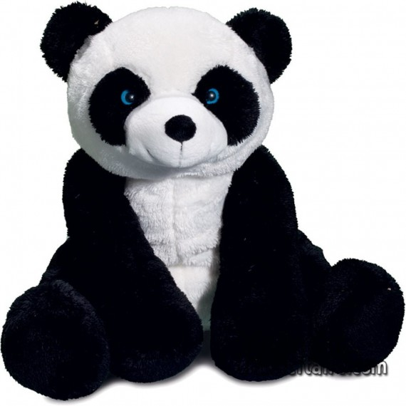 Achat Peluche Panda 30 cm. Peluche à Personnaliser.