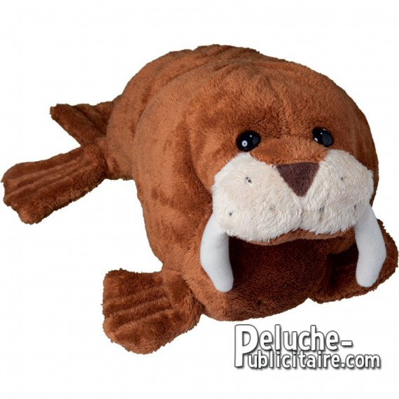 Purchase Morse Plush 30 cm. Plush to customize.