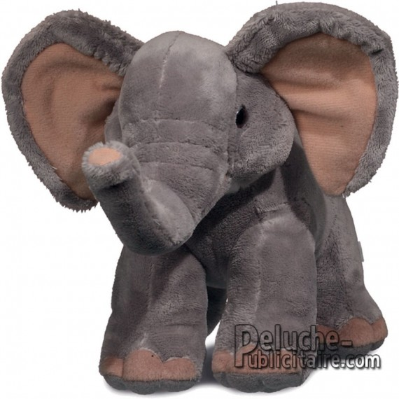Buy Elephant Plush Uni. Plush to customize.
