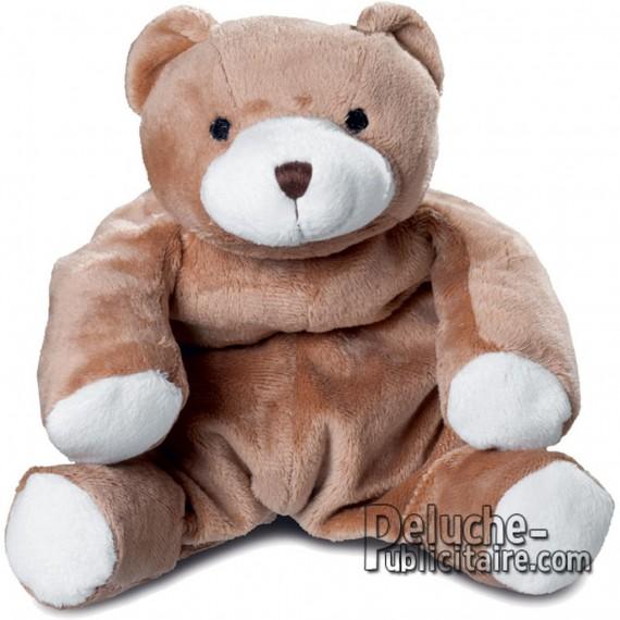Purchase Bear Plush 25 cm.Plush to customize.