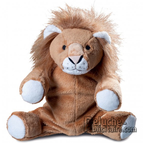 Purchase Lion Plush 24 cm. Plush to customize.