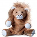 Achat Peluche Lion 24 cm. Peluche à Personnaliser.
