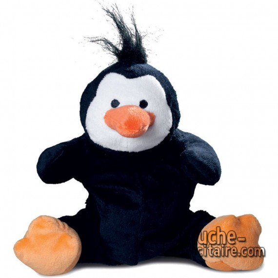 Achat Peluche Pingouin 25 cm. Peluche à Personnaliser.