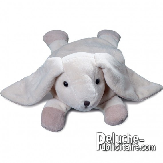 Buy Rabbit Plush 28 cm. Plush to customize.