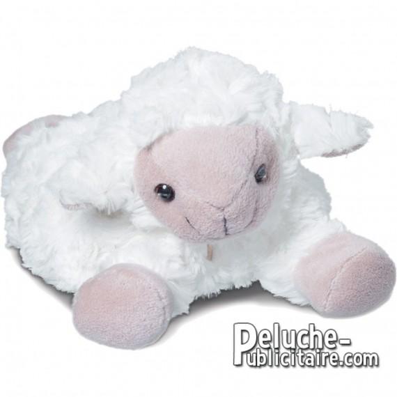 Purchase Sheepskin 28 cm.Plush to customize.