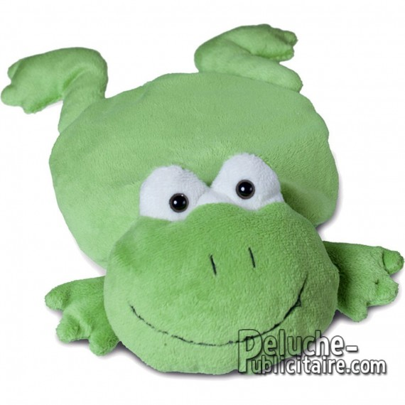 Purchase Frog Plush 28 cm. Plush to customize.