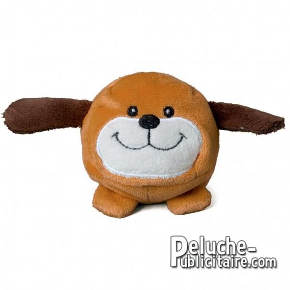 Buy Plush Dog 7 cm.Plush to customize.
