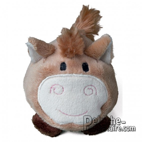 Purchase Stuffed Horse 7 cm. Plush to customize.