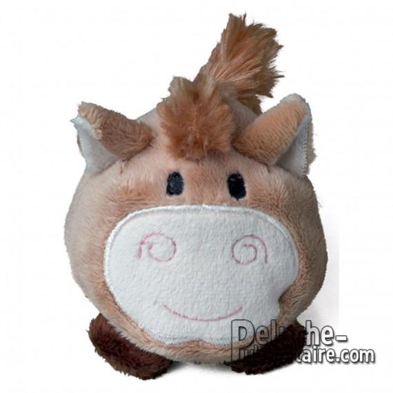 Purchase Stuffed Horse 7 cm.Plush to customize.