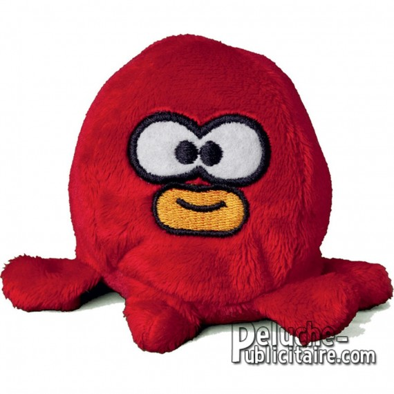 Purchase Octopus Plush 7 cm. Plush to customize.