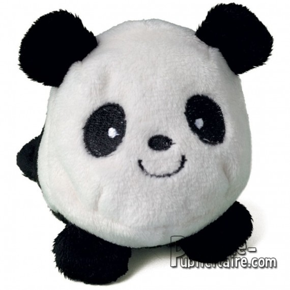 Purchase Panda Plush 7 cm. Plush to customize.
