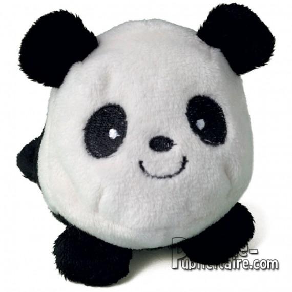 Achat Peluche Panda 7 cm. Peluche à Personnaliser.