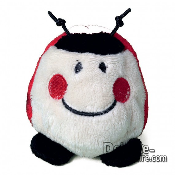 achat peluche coccinelle 7 cm peluche publicitaire. Black Bedroom Furniture Sets. Home Design Ideas