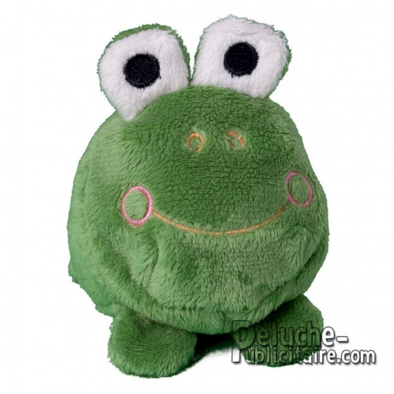 Purchase Frog Plush 7 cm. Plush to customize.