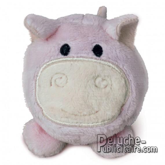 Purchase Pig Plush 7 cm.Plush to customize.