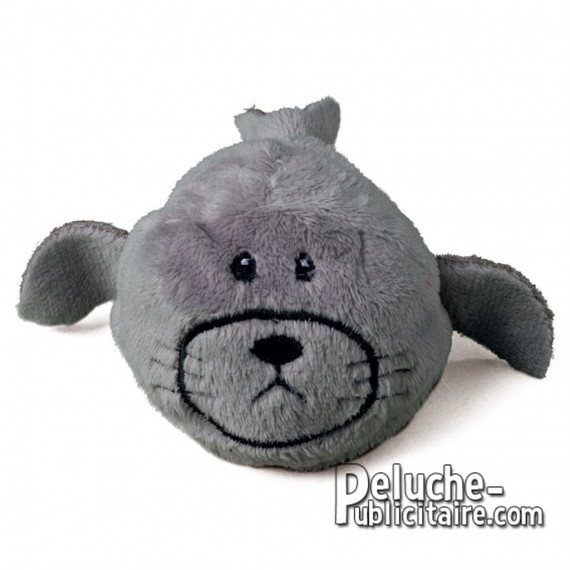 Buy Plush Seal 7 cm.Plush to customize.