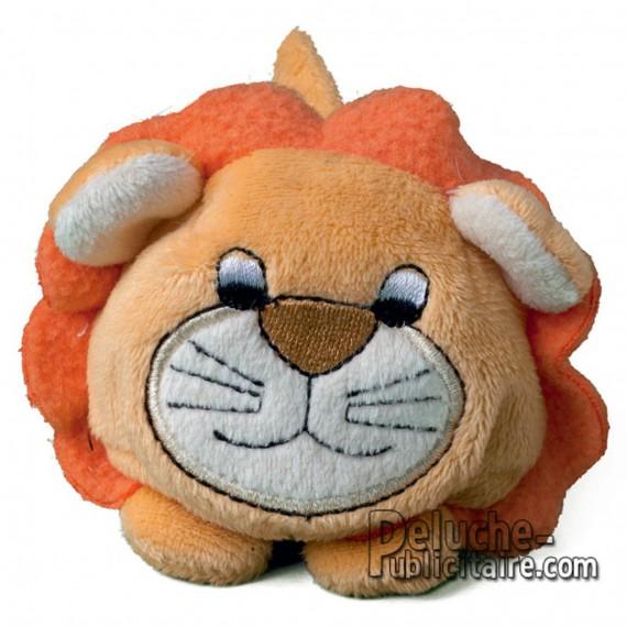 Achat Peluche Lion 7 cm. Peluche à Personnaliser.