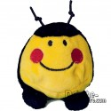 Buy Bee Plush 7 cm.Plush to customize.