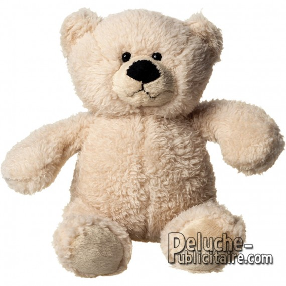 Purchase Bear Plush 21 cm. Plush to customize.