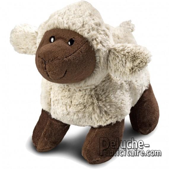 Achat Peluche Mouton 20 cm. Peluche à Personnaliser.