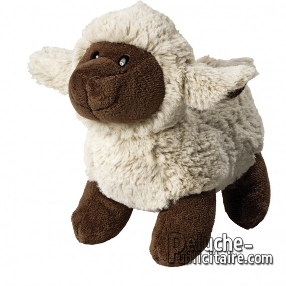 Purchase Sheep Plush 25 cm. Plush to customize.