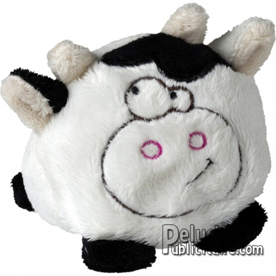 Purchase Stuffed Cow 7 cm. Plush to customize.