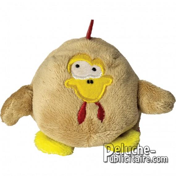 Buy Stuffed Hen 7 cm.Plush to customize.