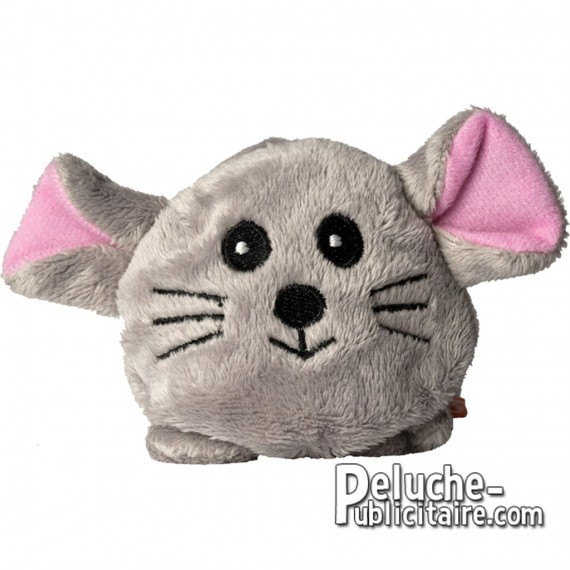 Purchase Stuffed Mouse 7 cm. Plush to customize.