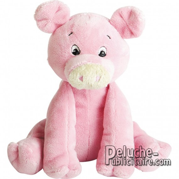 Purchase Plush Pig 17 cm. Plush to customize.