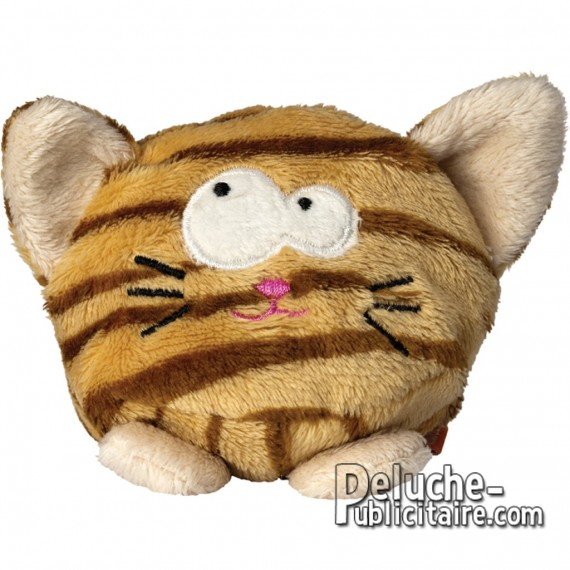 Buy Cat Plush 7 cm. Plush to customize.