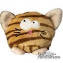 Buy Cat Plush 7 cm.Plush to customize.