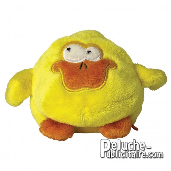 Purchase Duck Plush 7 cm. Plush to customize.