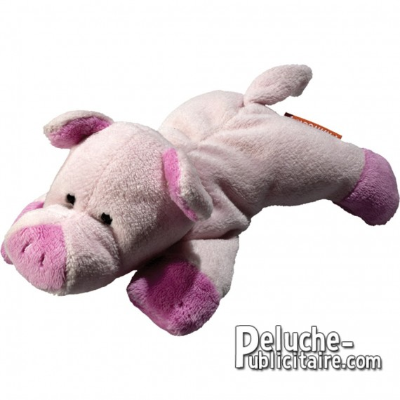 Purchase Plush Pig 12 cm. Plush to customize.
