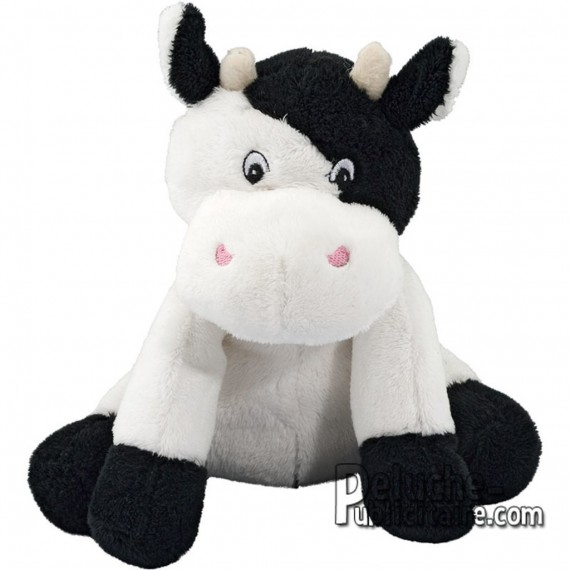 Purchase Stuffed Cow 17 cm.Plush to customize.