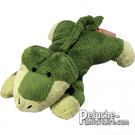 Achat Peluche Crocodile 12 cm. Peluche à Personnaliser.