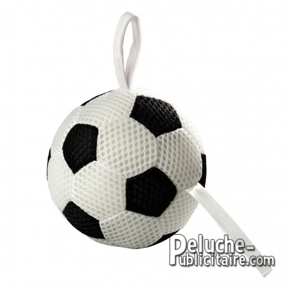 Buy Sponge Soccer Ball 10 cm. Plush to customize.