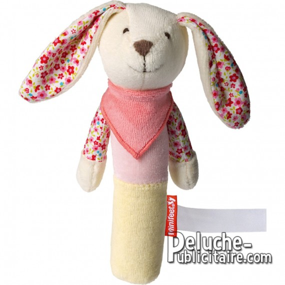 Buy Rabbit Plush 16 cm. Plush to customize.
