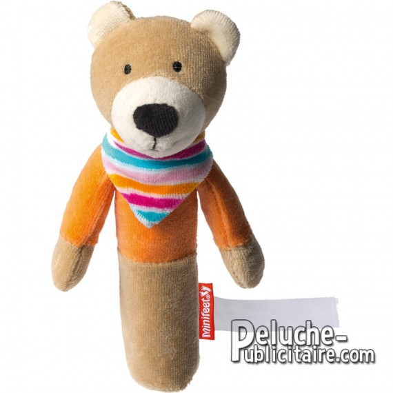 Purchase Bear Plush 16 cm. Plush to customize.
