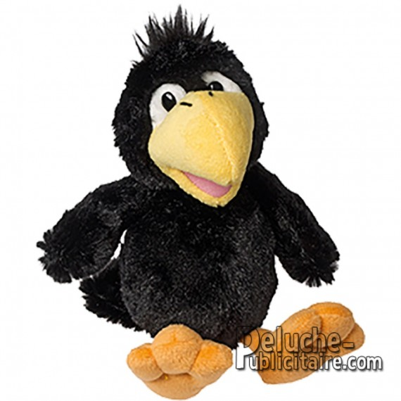 Purchase Raven Plush 240x200x165cm. Plush to customize.