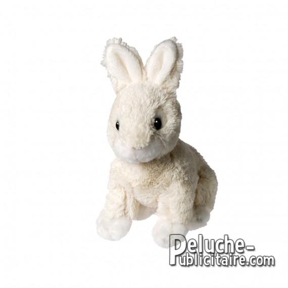 Buy Rabbit Plush 14 cm.Plush to customize.